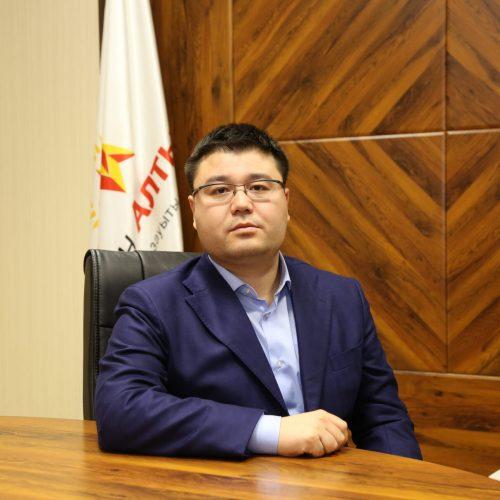 Мукарамов Бакытжан Амангельдыевич
